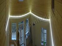 светодиодная подсветка (панорама)