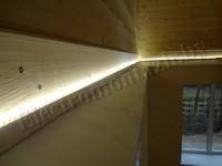 установка светодиодной подсветки